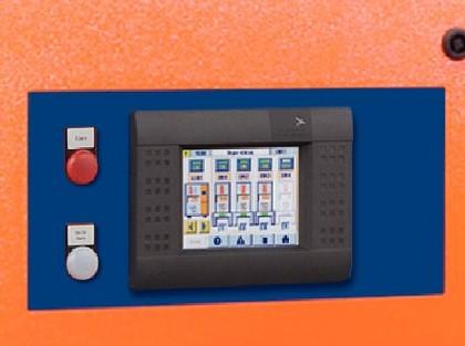Luxor und Spectrocolor: Materialhandling  lässt sich verbessern