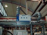 Ölnebelabscheider: Qualm und Dampf