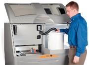Neuer 3D Farbdrucker: Hoch automatisiert