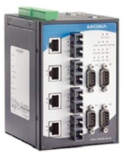 Ethernet Switch: Kombi-Geräteserver