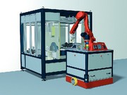 Mobile Robot MR2.0: Navigation verbessert