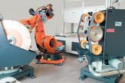 Roboter-Polieren: Glanzstück