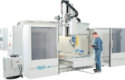 Maschinen für den Modellbau: CNC-Technik für den  Formen- und Modellbau