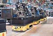 FTS: Hybrider Träger und Schlepper