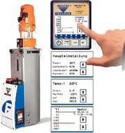 Drucklufttrockner mit Touch-Panel: Drucklufttrockner  mit neuer Steuerung
