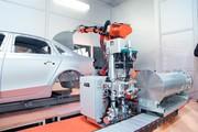 Roboter-Dosiersystem: Mit Vorausblick