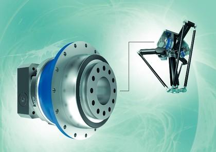 Getriebe für Delta-Roboter: Auslegungssache