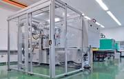 Laminar-Flow-Produktion, Reinraumproduktion: Reinraum integriert