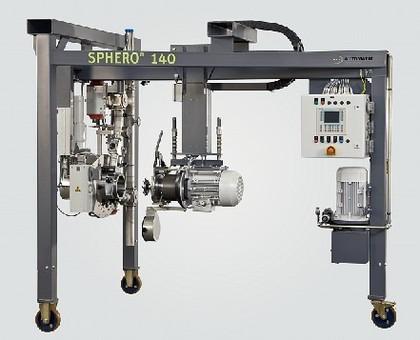 Spehro: Unterwassergranulierung für CC-PET