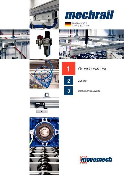 Kataloganzeige: Katalog: Movomech Systems GmbH