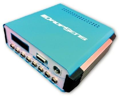 8-Kanal-Potentiostat µ-STAT8000: Neuer Multipotentiostat