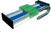 Lineartechnik-Baukasten: Direkt angetrieben