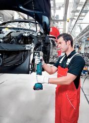 Winkelschrauber Angle Exact Ion: Premium-Anwendung