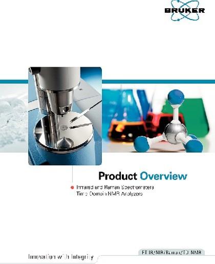 Kataloganzeige: Katalog: Bruker Optik GmbH