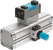 Druckbooster DPA: Direkte Druckluftverstärkung