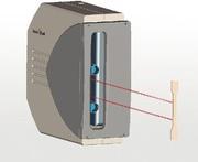 Extensometer laserXtens: Neuer Extensometer  ohne Probenkontakt und Markierung