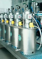 Behälterlösungen für die Lackiertechnik: Effizienz aus  dem Behälter