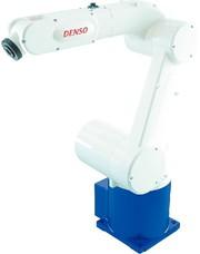 Roboter VM-Serie: Einsatz im Windkanal