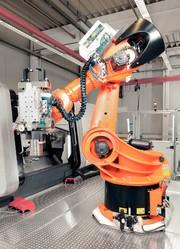 Robotertechnik: Für schwere Brocken