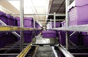 Material handling: Ohne Tray