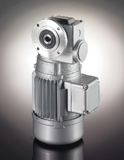 Schneckengetriebemotoren: Gehärtet und geschliffen