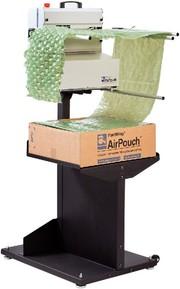 Airpouch Fastwrap: Luftpolsterfolie auf Knopfdruck