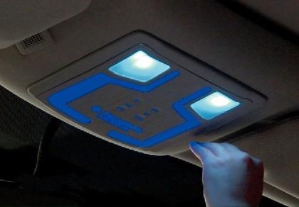 LED-Beleuchtung: Handbewegung steuert das Licht