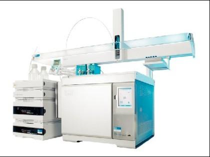 LC-GC-System MOSH/MOAH: Mineralölkontaminationen