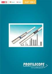 Katalog: Profilscope Schienen und Profile GmbH