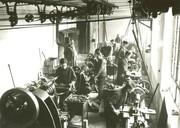 Maschinenspindeln, Schrägkugellager, Spindellager: Reihenweise Präzision