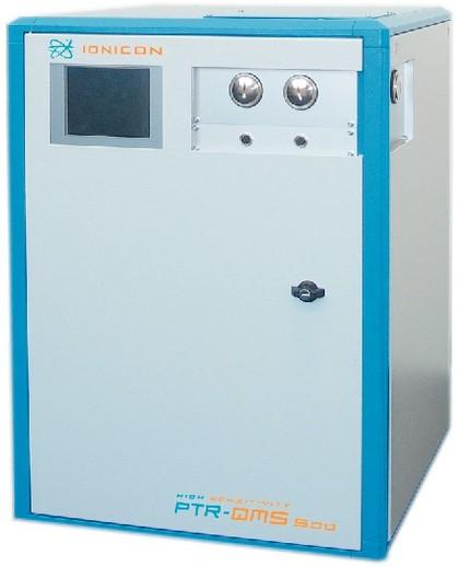Online-Massenspektrometer PTR-QMS 500: Neue Gerätegeneration
