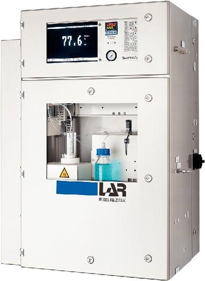 Online-TOC-Analysator QuickTOCpurity: TOC-Analysator