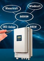 Einspeiseumrichter: Steigerung der  Ausbeute