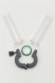 Glas-Kleinflanschverbindungen: Sauber und sicher