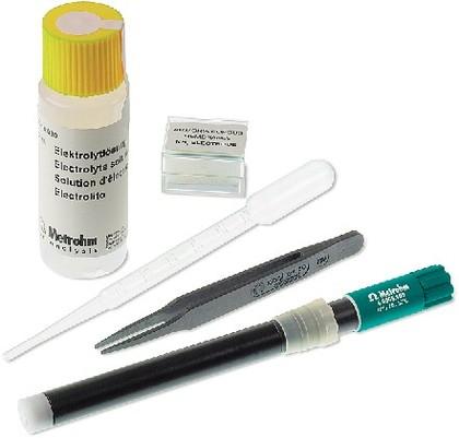 Ammoniak-Elektrode: Ammonium-Nachweis