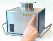 BlendAlyser: Kompakter Analysator  zur Überwachung von Mischprozessen