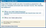 CAD-Technologie: Wie geht es weiter mit Autodesks DWG-Format?