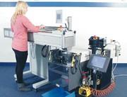 Beutel-Sortiment, Beutelverpackungsanlagen, Transportband: Oxibiologisch abbaubar