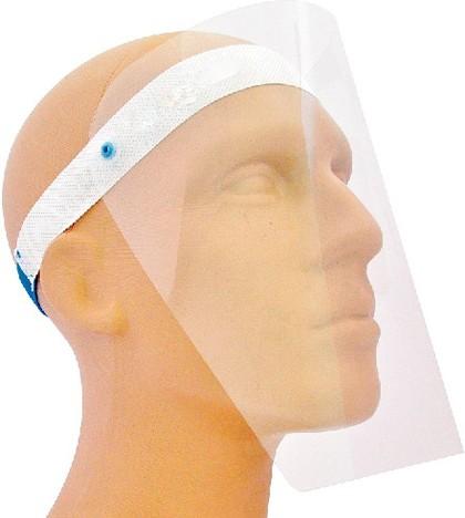 Gesichtsschutzmaske Assistent: Gesichtsschutz