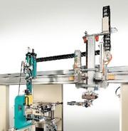 Montagestation: Presst automatisch