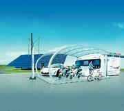 Erneuerbare Energien: Im grünen Bereich
