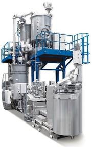 Kompakte Prime-Anlagen: Erema weiterhin mit PET-Recycling erfolgreich