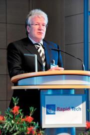 """Additive Fertigung: Rapid.Tech 2012: """"Um die Ecke denken"""""""