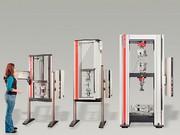 Prüfmaschinen: Neue Prüfmaschinengeneration