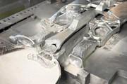 Aluminiumguss: Zeitersparnis von 15 Prozent