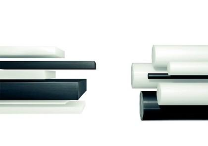 Kunststoff-Halbzeug: Allrounder