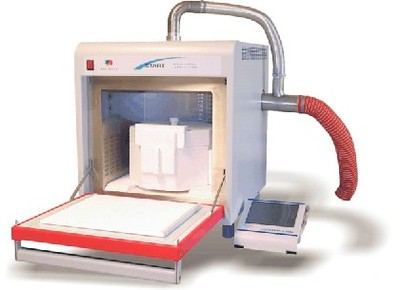 Mikrowellensysteme: Hochtemperaturofen