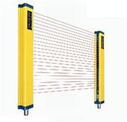 Sicherheits-Lichtvorhang ULCT: Licht an, Vorhang zu