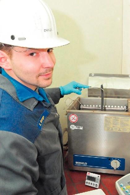 Schichtdickenprüfung: Turbo-Verfahren