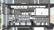 Labortechnik: Effiziente Großraumlabore